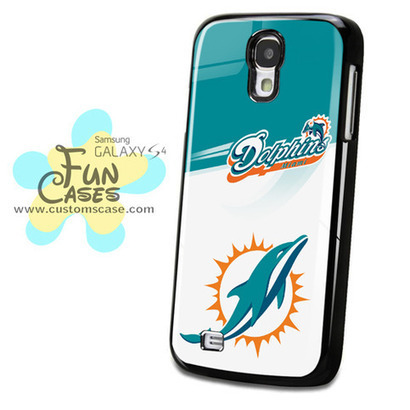 Miami Dolphins NFL Samsung Galaxy S4 Case Cover from Funcases | Sport Merchandise | Scoop.it