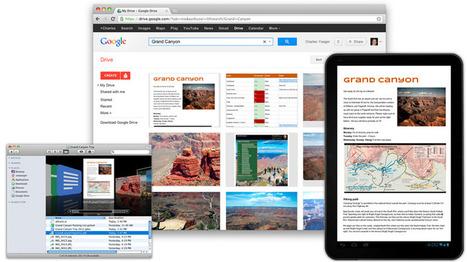 Google Drive també tindrà un client per Linux | wikiNoticia | google.docs | Scoop.it
