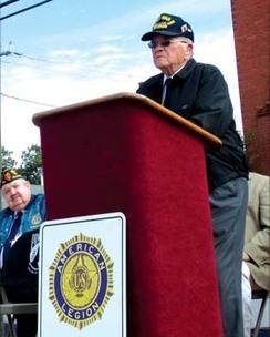 Sanders speaks of experiences during World War II - Randolph Leader | World War II | Scoop.it