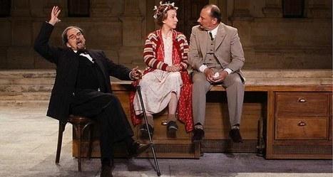 Feydeau sur le gril à Grignan | Revue de presse théâtre | Scoop.it