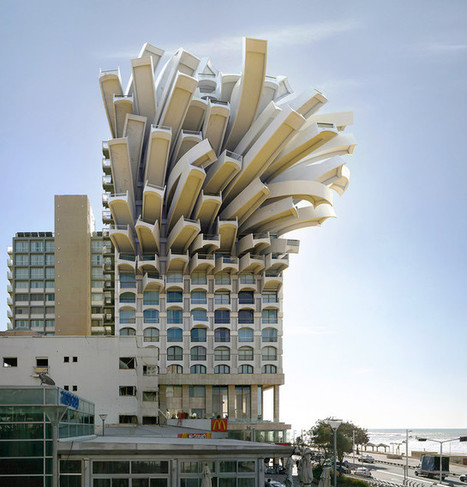 A Wonderfully Surreal World, Where Buildings Are Shaped Like Guns And French Fries | Design | Scoop.it
