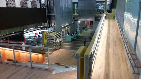 Visite de la bibliothèque Benny à Montréal | Bibliothèques en évolution | Scoop.it
