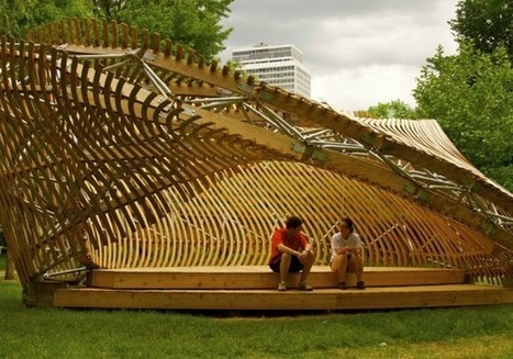 RECityMagazine - contemPLAY pavilion / McGill School of Architecture | e-merging Knowledge | Scoop.it