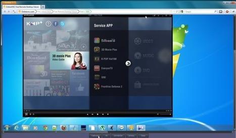OnlineVNC, accéder et contrôler un PC via son navigateur - Websourcing.fr | Time to Learn | Scoop.it