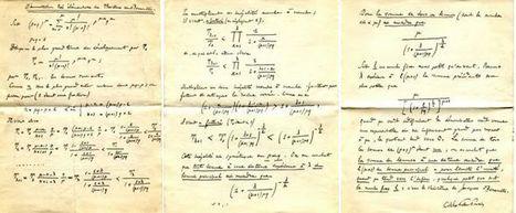 Una demostración elemental del teorema de Jakob Bernoulli por ...   Teoremas matemáticos   Scoop.it