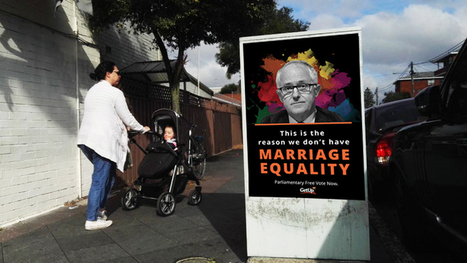 CHIP IN: marriage equality ad blitz in Turnbull's electorate! | A Random Collection of sites | Scoop.it