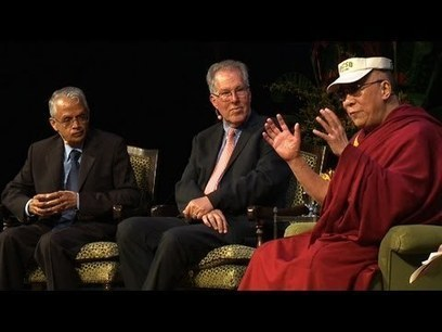 The Dalai Lama: The Global Impact of Climate Change - YouTube | Citizen Reports from Impact Zones of Climate Change | Scoop.it