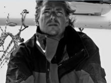 "Adventurer Ellis Emmett---1/2 of the ""Descending"" Television Production  Scott Wilson's Diving buddy 