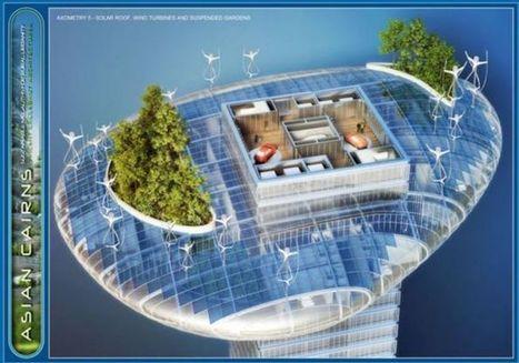Conoce la «granja-cielo», la arquitectura del futuro | Construcciones e infraestructuras rurales | Scoop.it