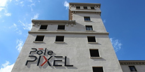 Pôle Pixel, le coeur et les coulisses du cinéma dans l'agglomération lyonnaise   L'écosystème du Cinéma   Scoop.it