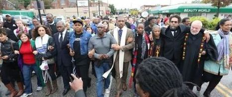 Arrested in Ferguson in an Act of Repentance   Just for Fun   Scoop.it