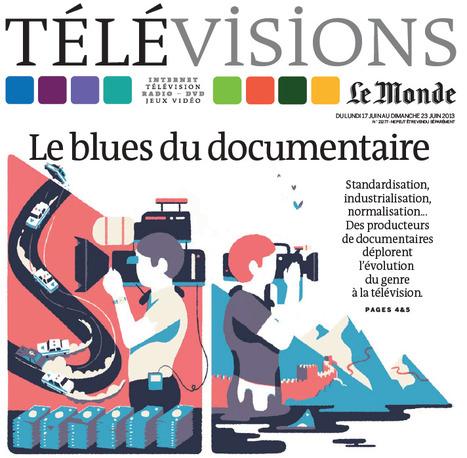 Le blues du documentaire   DocPresseESJ   Scoop.it