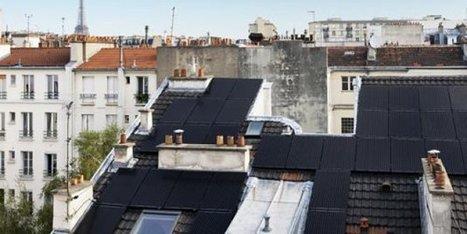 Ils recouvrent leur vieil immeuble parisien de panneaux solaires et peuvent presque se passer d'EDF | Ecolo-Geek | Scoop.it