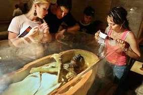 Spondylarthrite ankylosante : les momies d'Egypte livrent leurs secrets   Bibliothèque des sciences de l'Antiquité   Scoop.it