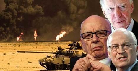 CNA: ¿Qué tienen en común Rothschild, Murdoch, Cheney, Israel y Siria? | La R-Evolución de ARMAK | Scoop.it