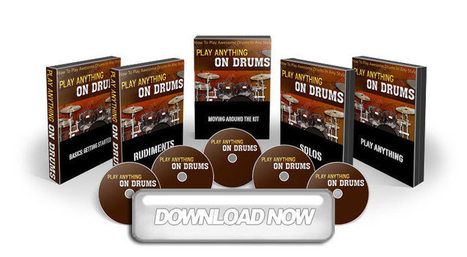 Start Learning How To Play Drums NOW! Only $4.95! | Indie Music Plus | Scoop.it