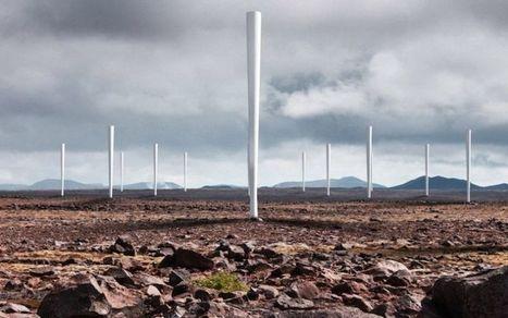 Écologie : les éoliennes sans pales sont-elles le futur ? | The Blog's Revue by OlivierSC | Scoop.it