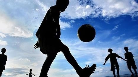 ¿Tu hijo pasa mucho tiempo sentado? Estas son las actividades físicas que debe realizar a diario | CoEducación 2.0 | Scoop.it