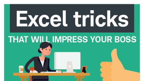 Seven Useful Microsoft Excel Features You May Not Be Using | Bazaar | Scoop.it