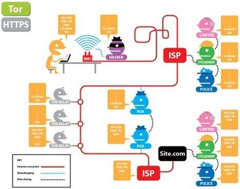 Introduction et première utilisation de Tor   Time to Learn   Scoop.it