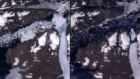 Seeing Climate Change From Space: NASA Creates Image-Based iPad App | Sustain Our Earth | Scoop.it