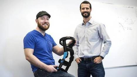 'Bionic' knee brace puts a spring in the step of two inventors | Nova Scotia Real Estate Investing | Scoop.it