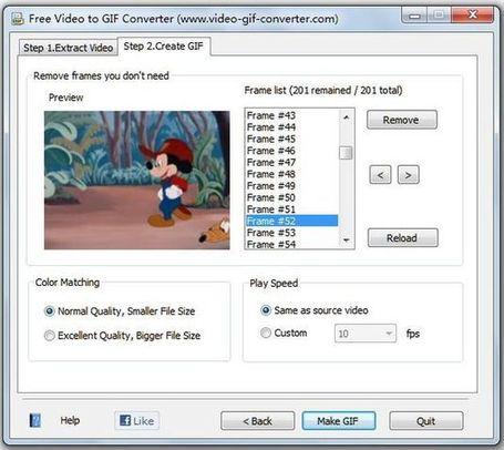 Free Video to GIF Converter, convierte cualquier vídeo a gif animado | Aplicaciones y Herramientas . Software de Diseño | Scoop.it