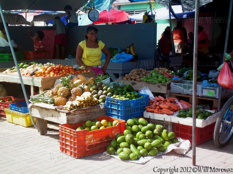 Market Day in Belize | Belize in Photos and Videos | Scoop.it