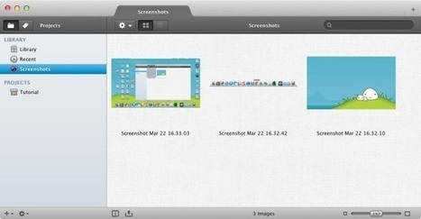 Pixa: Screenshot Capturing Tool With Picture Manager & Organizer [Mac] | Time to Learn | Scoop.it