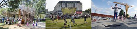 Les playgrounds du Voyage à Nantes | Aires de jeux | Scoop.it