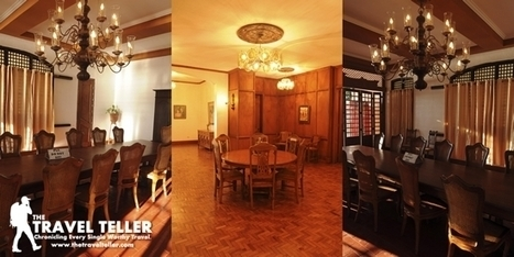 VISITING MALACAÑANG OF THE NORTH | The Travel Teller | The Traveler | Scoop.it