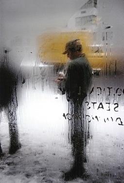 Saul Leiter's New York City: welcome to a Kodachrome world | Ephemerafotographica | Scoop.it
