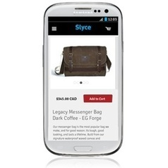 Mobile Commerce - Shopping with a mobile device's camera - Internet Retailer | Mobile commerce | Scoop.it