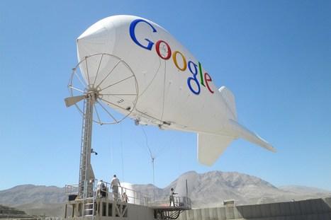 Google blimps will carry wireless signal across Africa   Inside Google   Scoop.it