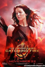 The Hunger Games: Catching Fire Move Official Poster First Look (2013) HD   bollywoodfunia.com   Scoop.it