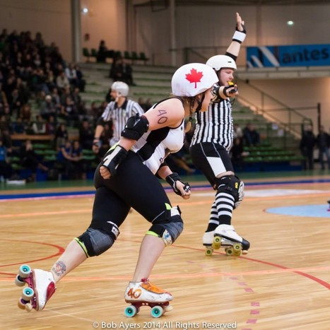 2014 Super Brawl of Roller Derby — Team Canada Roller Derby | Derby News | Scoop.it