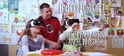 eMotion Project: spensieratezza per i bimbi in ospedale | Viral video | Scoop.it