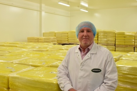 L'Irlandais Tippagral investit 4 millions d'euros à Dijon dans son usine de transformation de fromage | Évolution du marché du lait - Global Dairy Market News and outlook | Scoop.it