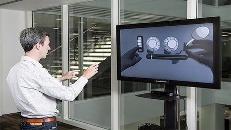Microsoft gets hands-on with gesture-based computer interfaces | Real Estate Plus+ Daily News | Scoop.it