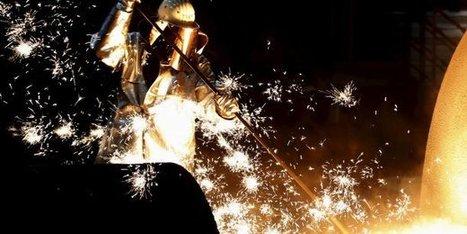 Crise de l'acier: pas d'accord entre la Chine, les Etats-Unis et l'Europe   Compétitivité et intelligence économique   Scoop.it