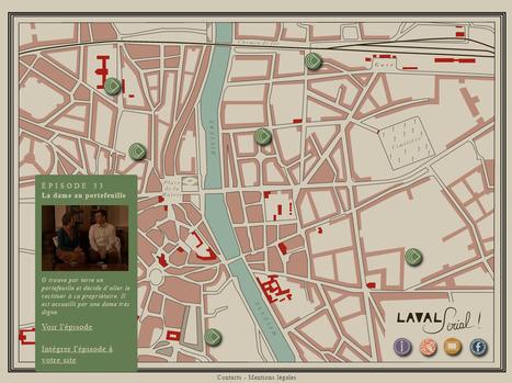 Laval Serial ! | Géographie et cinéma | Scoop.it