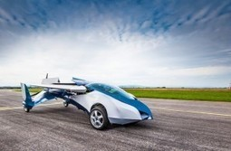 Top 4 Flying Cars of 2014! | Technology | Scoop.it
