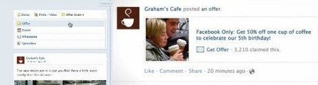 Facebook Introduces Paid Offers for Brand Pages   Small Business ...   An interest in Pinterest   Scoop.it