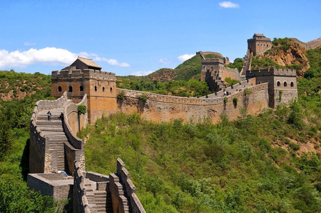 Gubeikou Great Wall in China | GreatWallonedayTour | Scoop.it