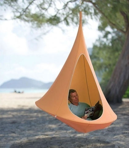 Hanging Cacoon | Technology, Gadgets & Gizmos | Scoop.it