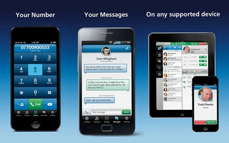 O2 launches TU Go, a VOIP service to compete against Skype | VoIP | Scoop.it