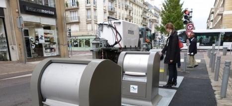 Tri des déchets : le déploiement des nouvelles colonnes avance bien dans l'agglomération de Rouen (76)...!!! | Déchets | Scoop.it
