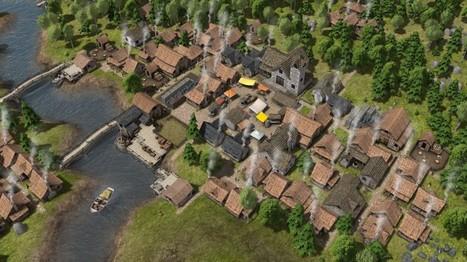 Banished - Een survival city builder - Gamer.nl | Online games en fun voor kinderen | Scoop.it