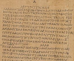 Papyrus Graecus Holmiensis - World Digital Library | L'actu culturelle | Scoop.it