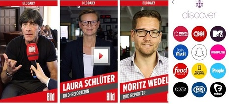 Bild lance un JT vertical | DocPresseESJ | Scoop.it